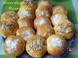 anaqamaghribia cuisine marocaine briochettes marocaines chhiwateskhadija