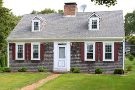 House Dormers Photos The Cape Cod House Style In Pictures And Text