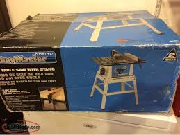 Shopmaster Table Saw Delta Shopmaster Table Saw Colliers Newfoundland Labrador