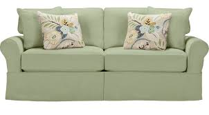 green sofa u0026 couches lime emerald olive light u0026 dark