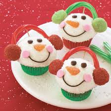 Cupcakes Design Ideas Creative Christmas Cupcake Ideas Kids Kubby Fun With The