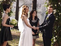 one tree hill wedding pictures popsugar entertainment