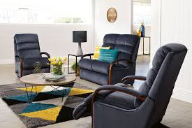 Harvey Norman Recliner Chairs Charleston 3 Piece Fabric Recliner Lounge Suite By La Z Boy