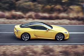 lexus sports car lc 500 471hp 3 8s 2018 lexus lc500 pricing and options announced