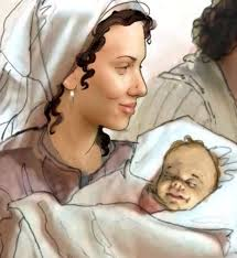 spend time with the baby virtue ink the power of parable