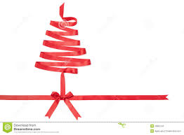 ribbon christmas tree royalty free stock image image 17087786