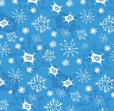 Blue Snowflakes Decorations Snowflake Party Decorations