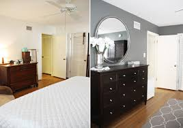 Before And After Bedroom Makeover Pictures - running from the law master bedroom makeover before u0026 after