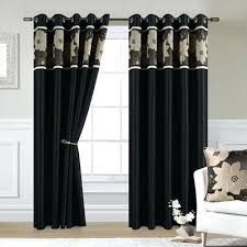 Gold Striped Curtains Black And Gold Curtains Catchy Black And Gold Curtains And Black