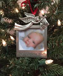 amazon com 2017 first grandchild photo christmas ornament 3