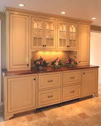 hutch kitchen furniture groton custom glazed kitchen platt builders