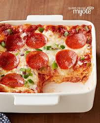 cuisine lasagne facile lasagne facile au pepperoni façon pizza recette jour de match