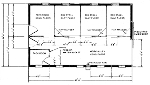 stable floor plans horses canada floorplans of stables