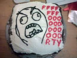 Cake Meme - 20 tasty meme cakes smosh
