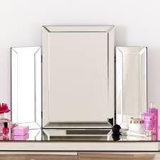 Venetian Mirrored Bedroom Furniture Venetian 3 Way Dressing Table Mirror Bedroom Design Pinterest