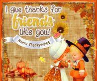 thanksgiving friend pictures photos images and pics for