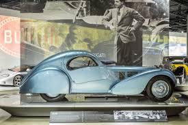 bugatti history must see the art of bugatti exhibition chickdriven