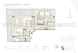 floor plans jumeirah heights