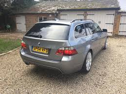 used 2004 bmw e60 5 series 03 10 525d se touring for sale in