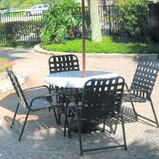 vinyl strap patio furniture u2013 bangkokbest net