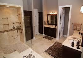 White Pebble Tiles Bathroom - bathroom awesome modern bathroom design and decoration using