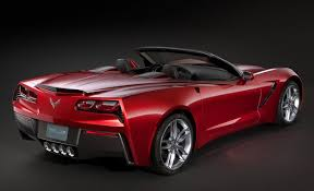 corvette convertible stingray 2014 corvette stingray convertible geneva debut confirmed
