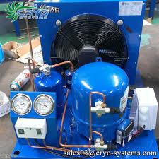 compresseur chambre froide chambre froide compresseur refroidi à l eau de condensation unité