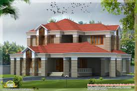 4 different style india house elevations fa123456fa