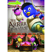 the backyardigans we arrrr pirates dvd review and giveaway dada