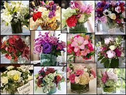 wedding table decorations flower ideas http refreshrose blogspot