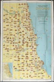 chicago map pictorial map and guide to chicago map titles chicago motor