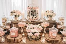 rose gold candy table image result for rose gold candy table pinterest rose gold candy