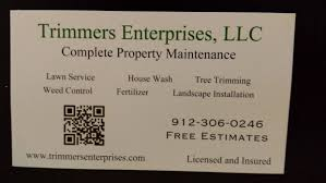 Lawncare Business Cards Video Response Business Card Marketing My Lawn Care Small