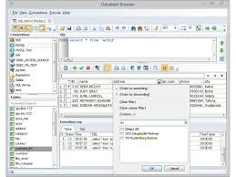membuat database admin dengan xp database browser portable portableapps com portable software for
