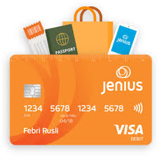 photo card jenius experience banking reinvented
