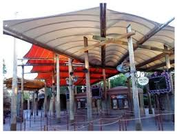 Beach Awnings Canopies Entrance Canopy Covers At Universal Studios Orlando Custom Canvas