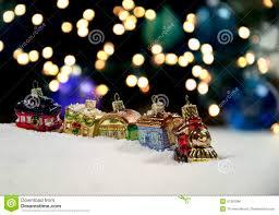 christmas train ornament stock photo image 47362590