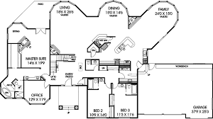 ranch homes floor plans top luxury ranch home floor plans luxury house plan floor d