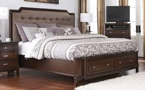 queen bed with shelf headboard bedroom trendy roma queen bookcase headboard from