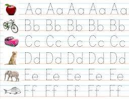 practice alphabet writing practice alphabet and preschool gifts on handwriting