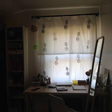 pineapple print curtains diy pretty vacant