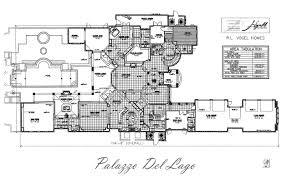 Palazzo Floor Plan Parade Of Homes 2016 Bella Collina