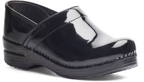 dansko s boots the dansko black patent from the professional collection