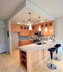modern u shaped kitchen designs contemporary kitchen design for small spaces 25 best ideas about