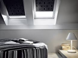 Window Treatments Modern Blinds for Inclined Roof Windows
