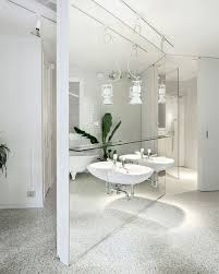 bathroom bathroom pendant lighting modern double sink bathroom