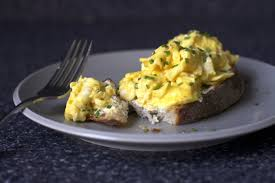 How To Make Really Good Scrambled Eggs Scrambled Egg Toast U2013 Smitten Kitchen