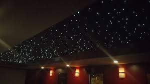 Glow In The Dark Stars Bedroom Fiber Optic Panel Star Ceiling 10 Steps With Pictures