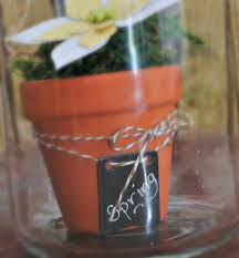 two it yourself faux terrarium in a yankee candle jar
