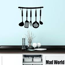 wall ideas utensil wall decor eating utensil wall decor large